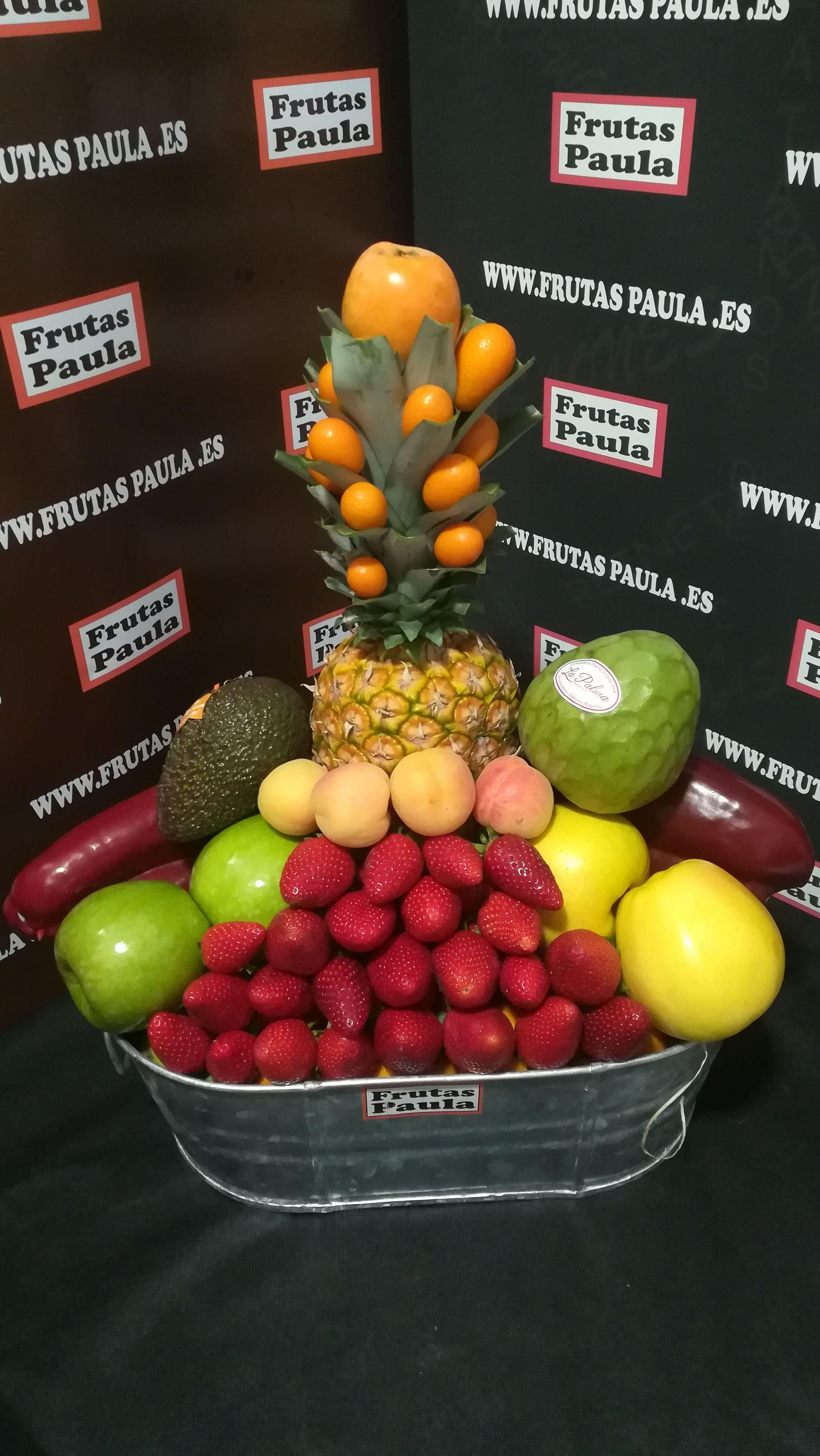 Fruterías Frutas Paula