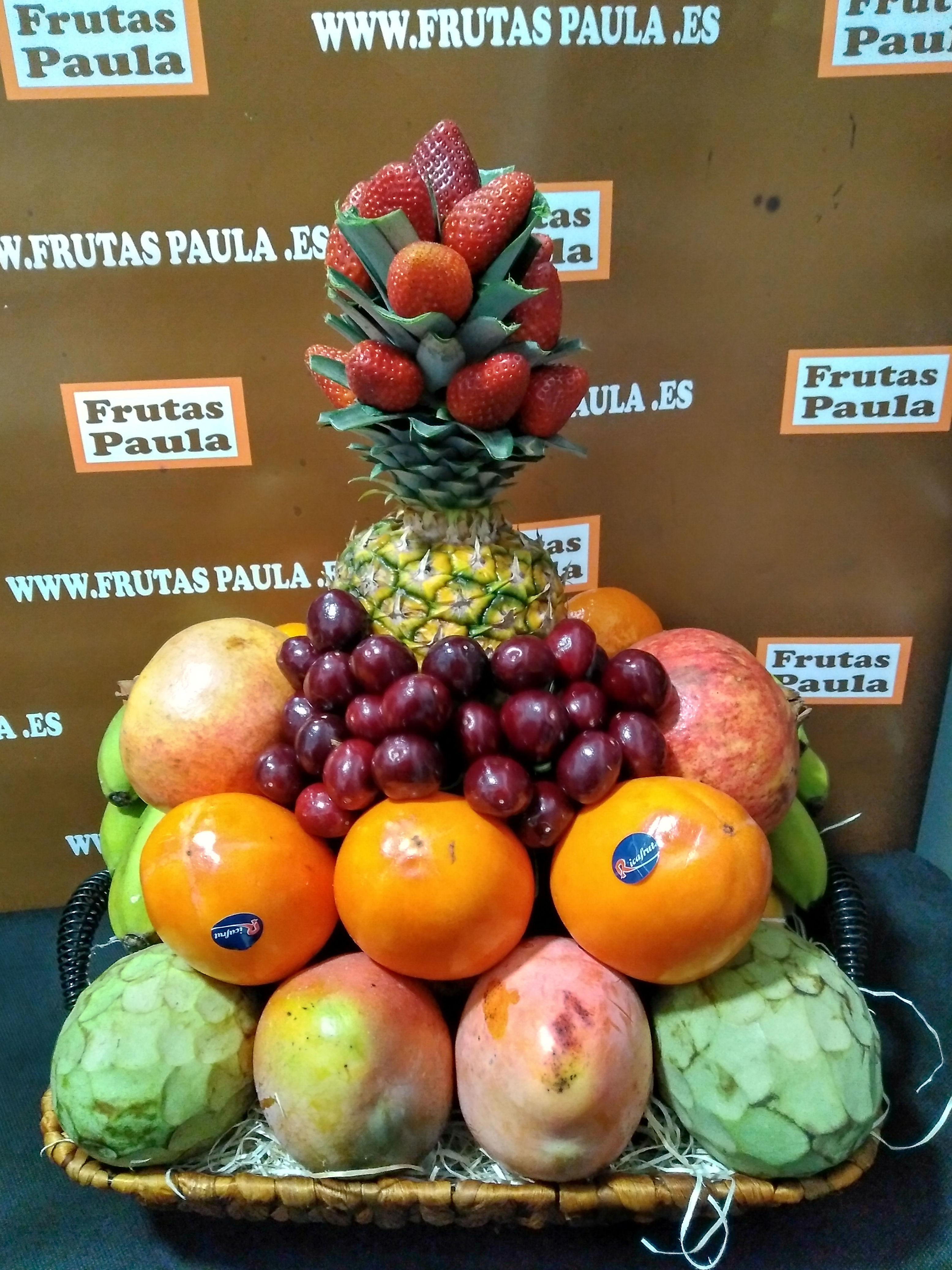 Foto 7 de Fruterías en Valladolid | Frutas Paula