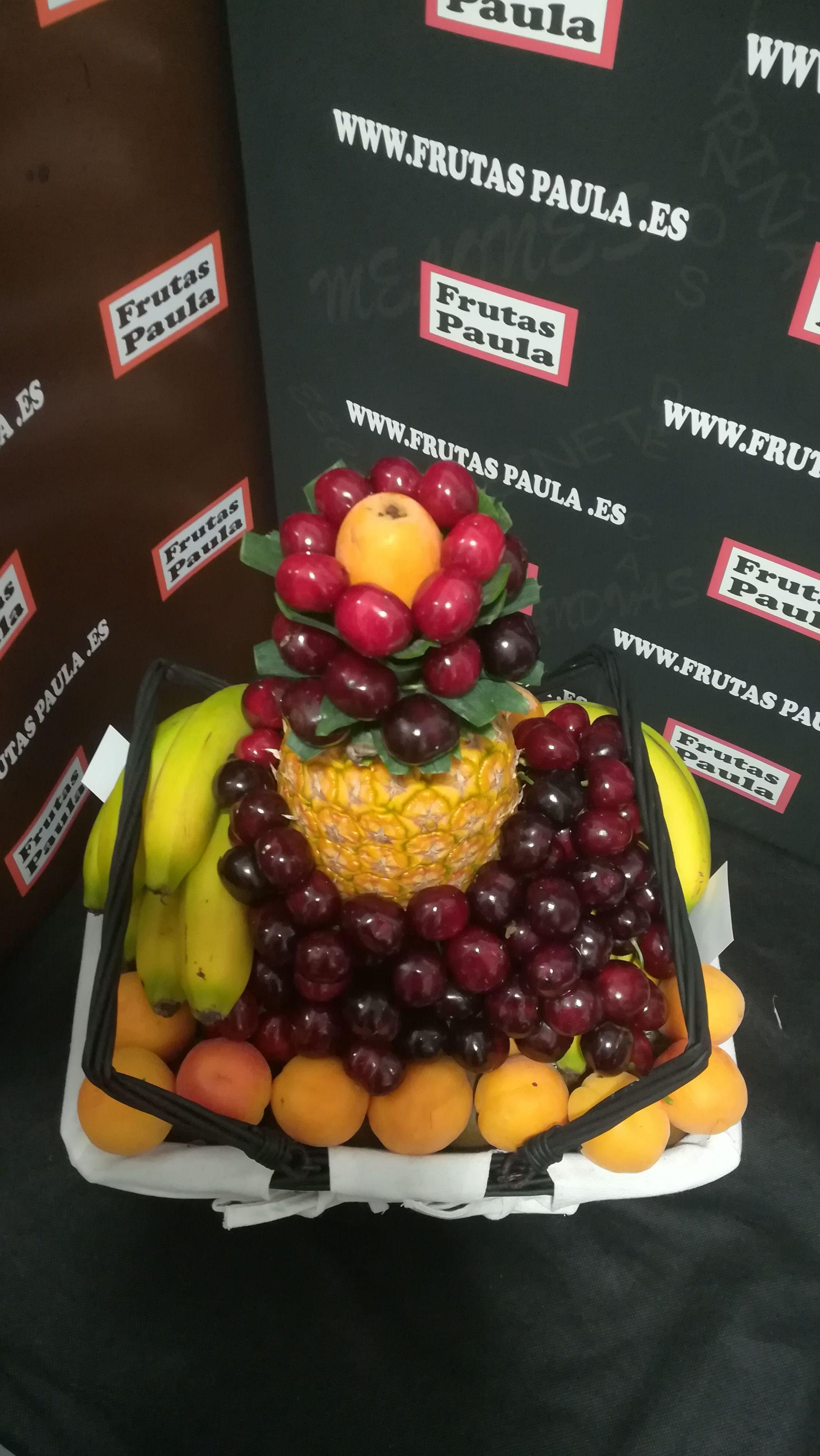 Pasa por nuestra frutería y sorprende con un detalle MUUYYY  dulce