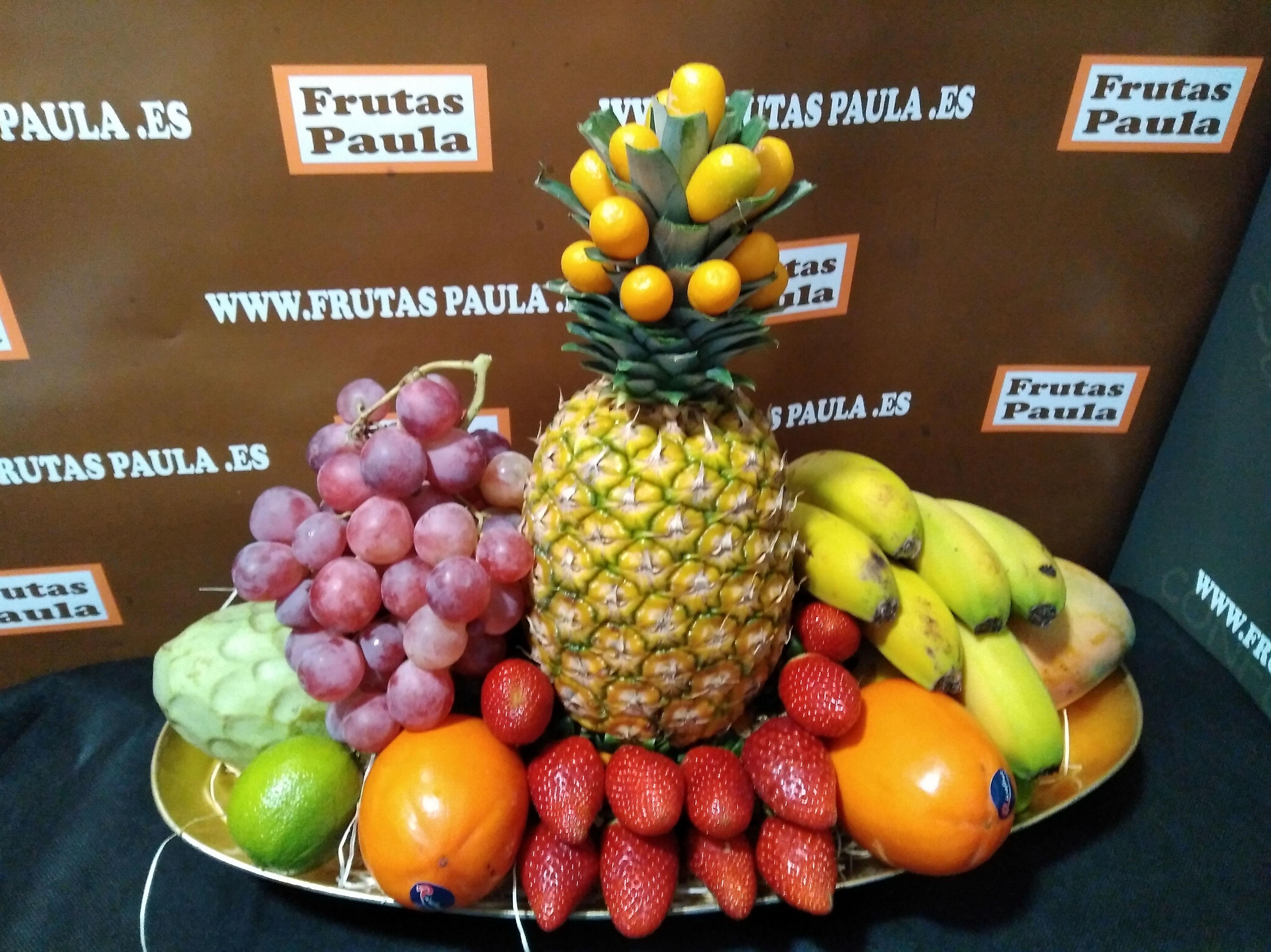 Foto 2 de Fruterías en Valladolid | Frutas Paula