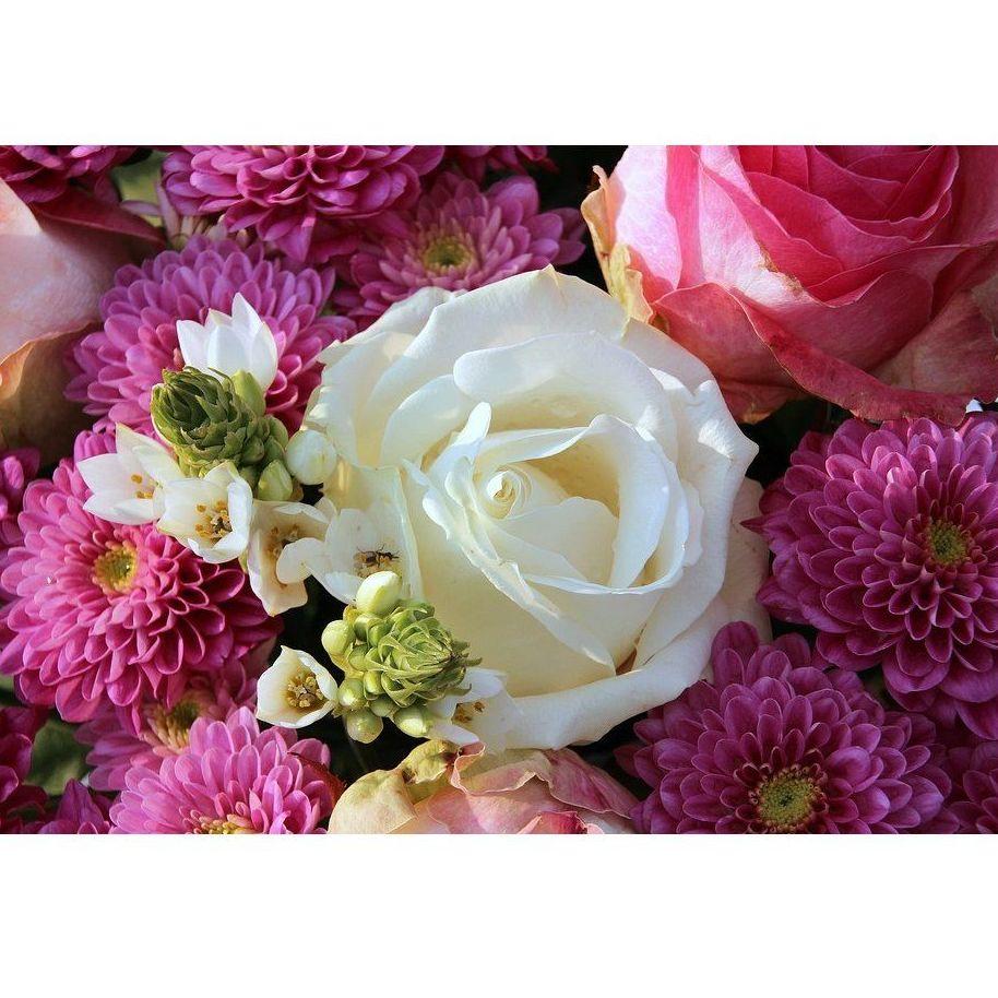 Ramos funerarios: Nuestras flores de Bouquet Flores y Plantas