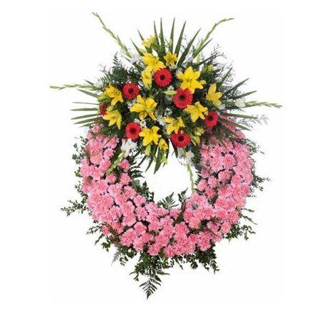 Coronas funerarias: Nuestras flores de Bouquet Flores y Plantas