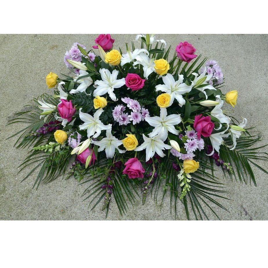 Centros funerarios: Nuestras flores de Bouquet Flores y Plantas
