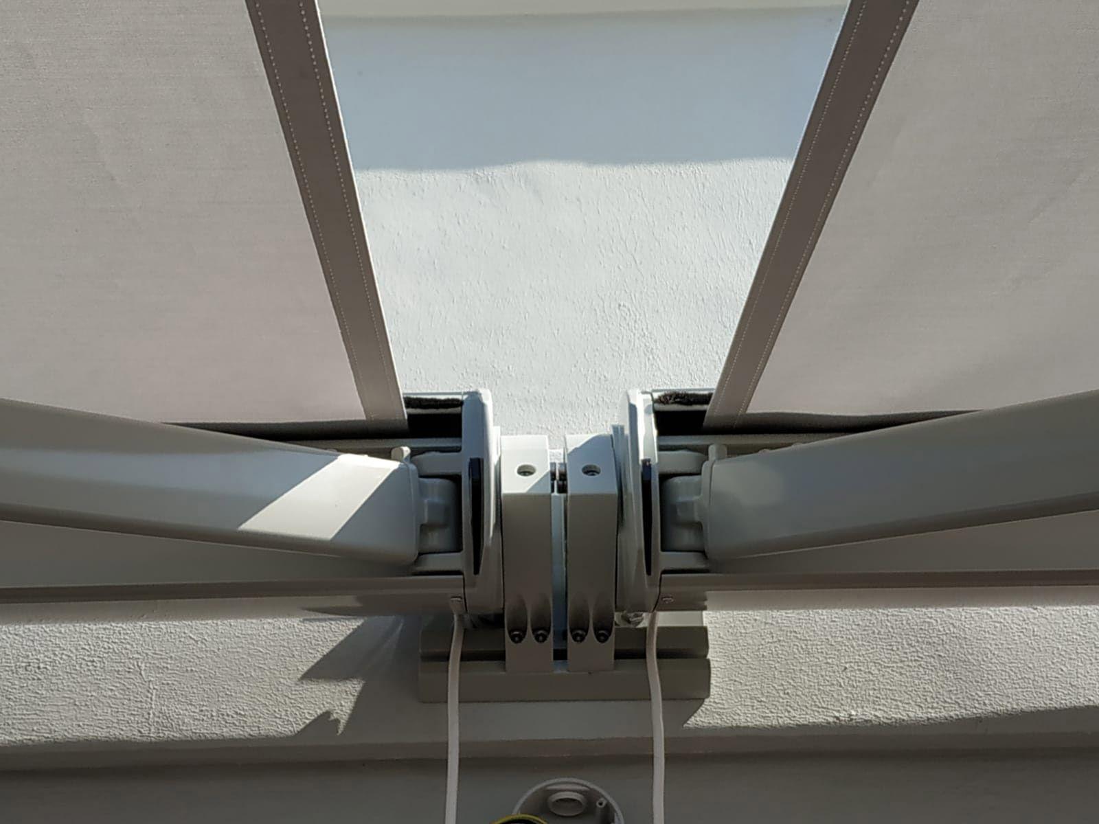 Instalación de toldos en Donosti