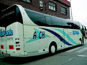 Foto 34 de Autocares en Oviedo | Autocares Epifanio