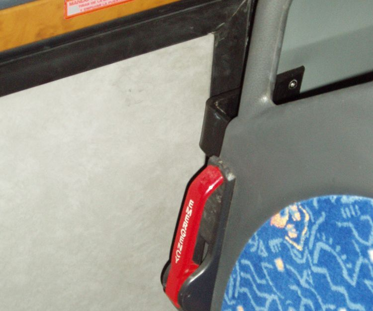 Máxima seguridad en nuestros autocares