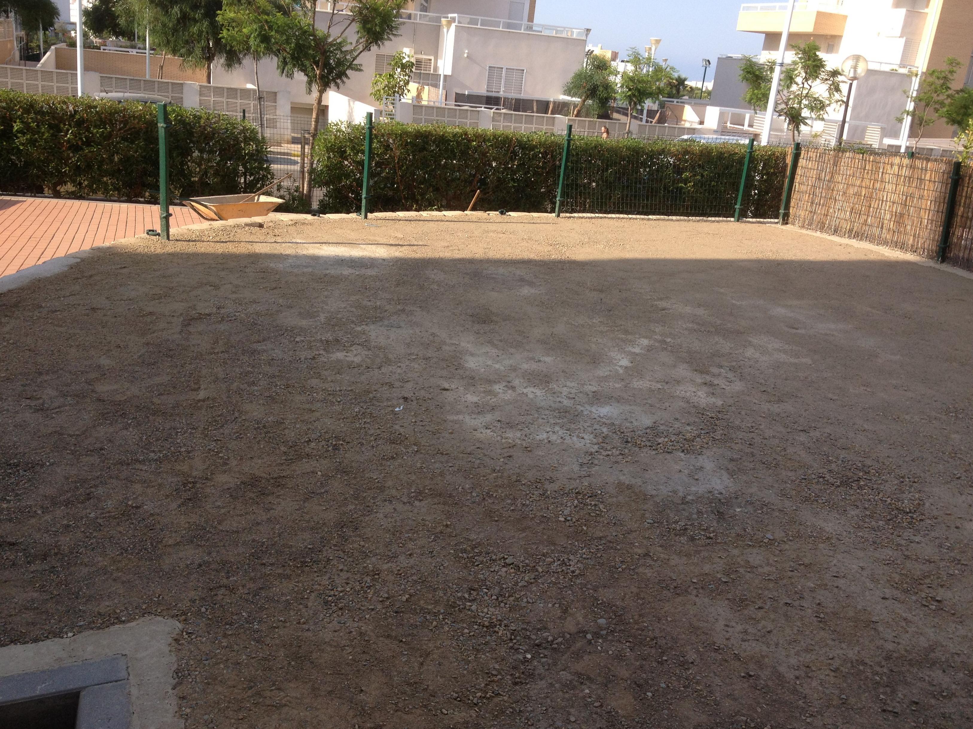 Instalación y mantenimiento de jardines