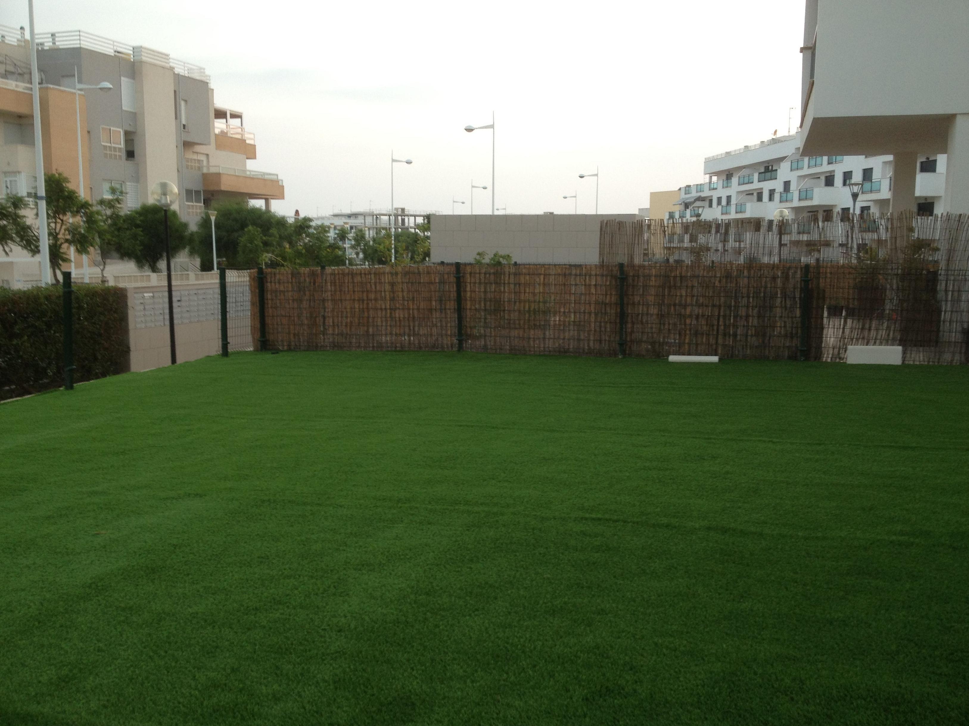 Jardín privado, mantenimiento de espacios verdes