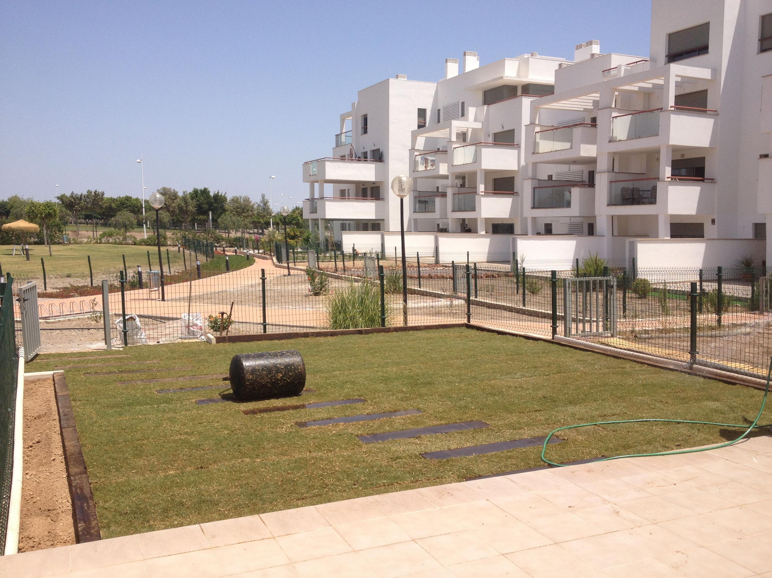 Instalación de jardines