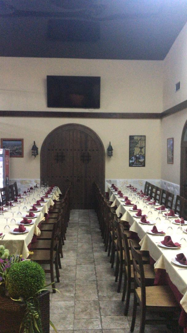 Cenas de empresa en Valdemoro