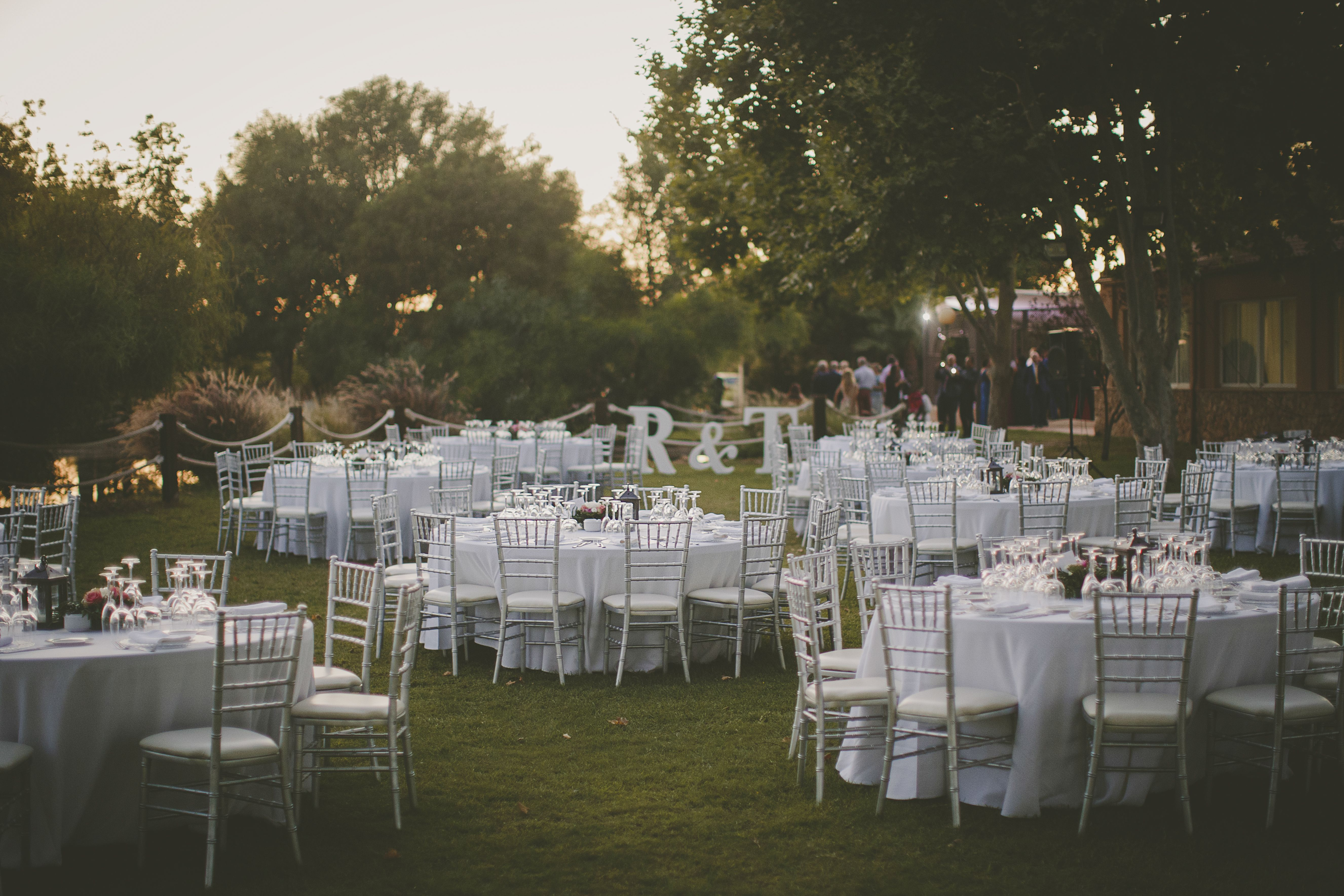 Weddings: Events and catering de Deniré Events and Catering