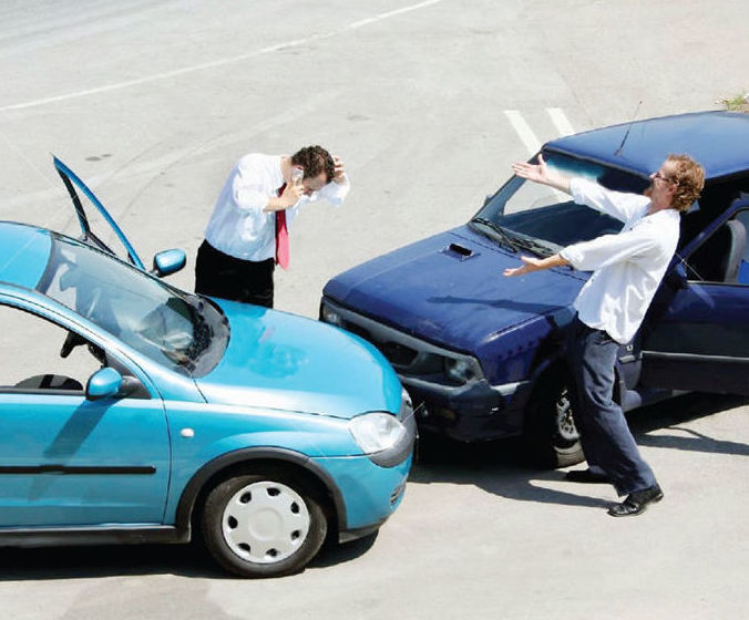 Accidentes tráfico: Servicios de Iván Martínez López Abogado - Gabinete Jurídico