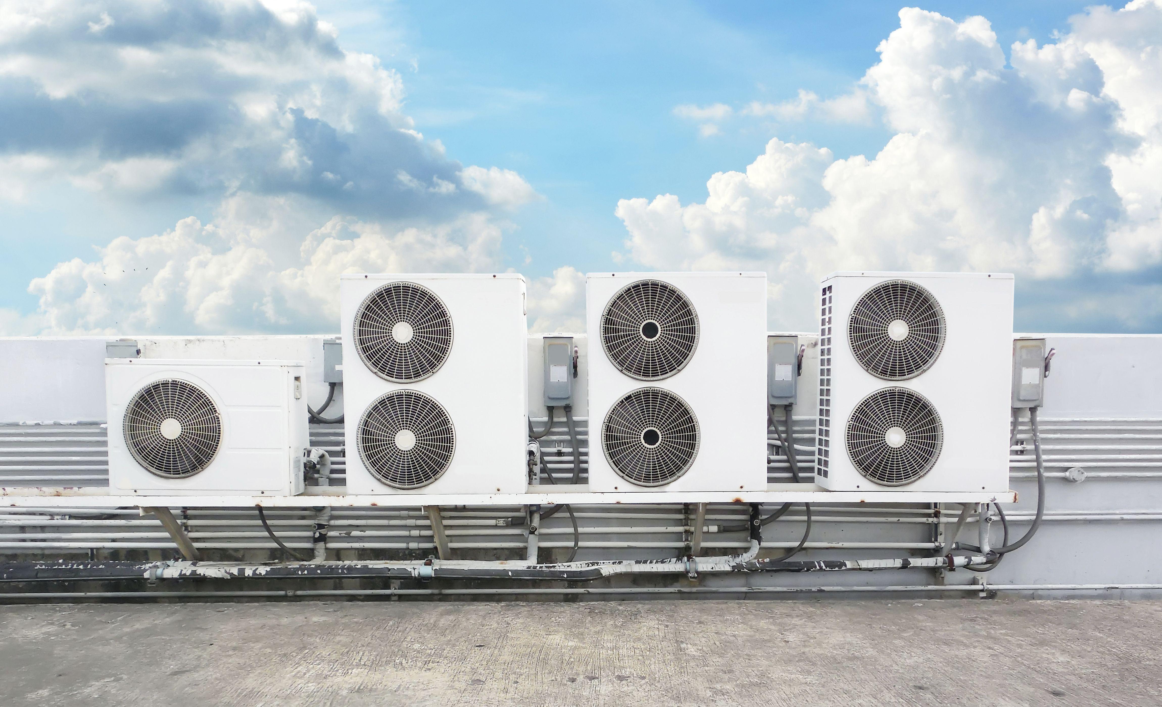 Climatización para empresas en Madrid