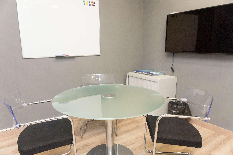 Interior de nuestra sala de reuniones. Fanclima