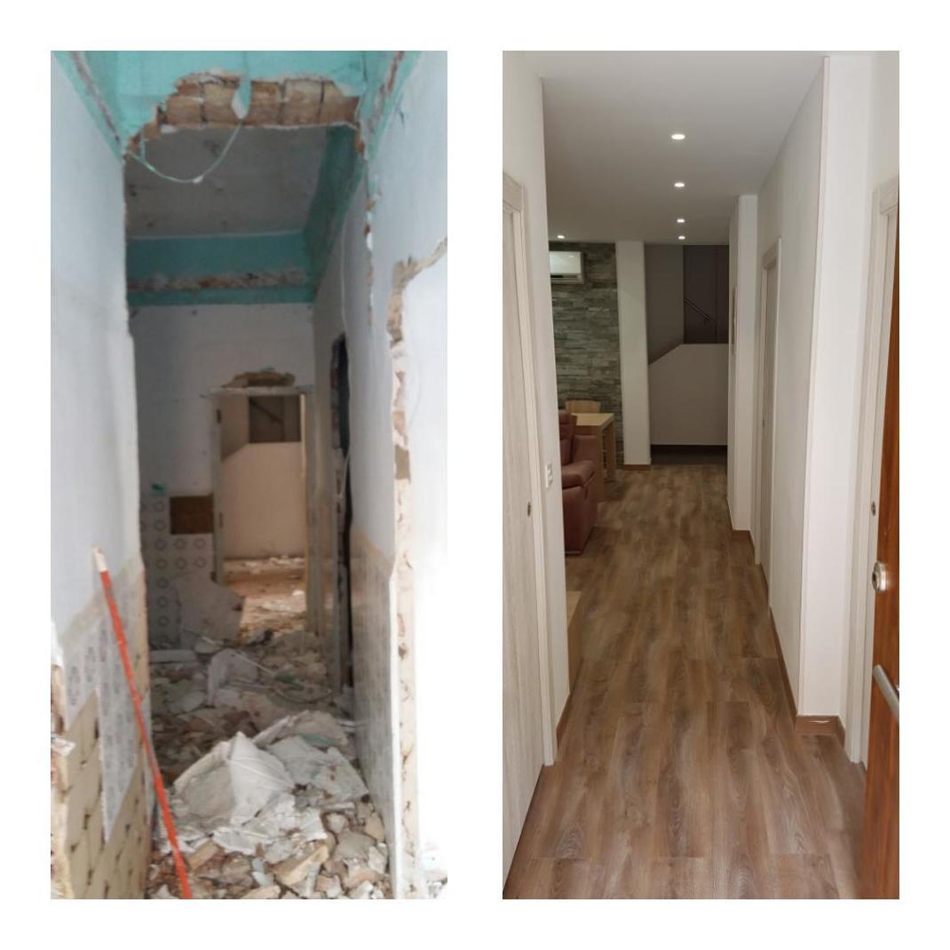 Foto 1 de Estructuras de hormigón en Aldaya | Estructuras y Reformas Egea