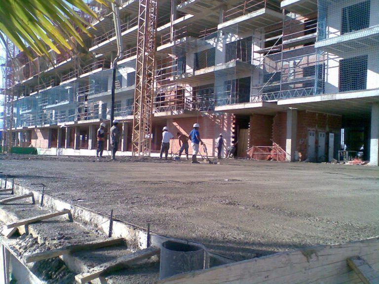 Construcción de obras nuevas