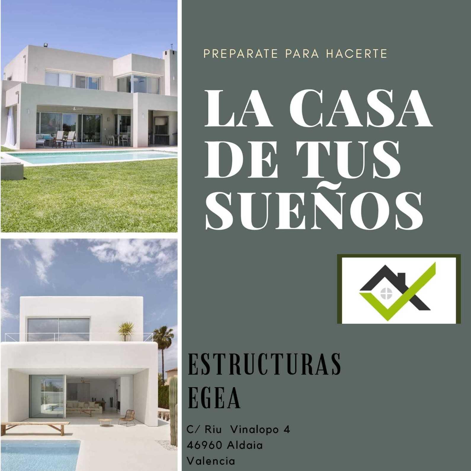 Diseño y construcción de viviendas