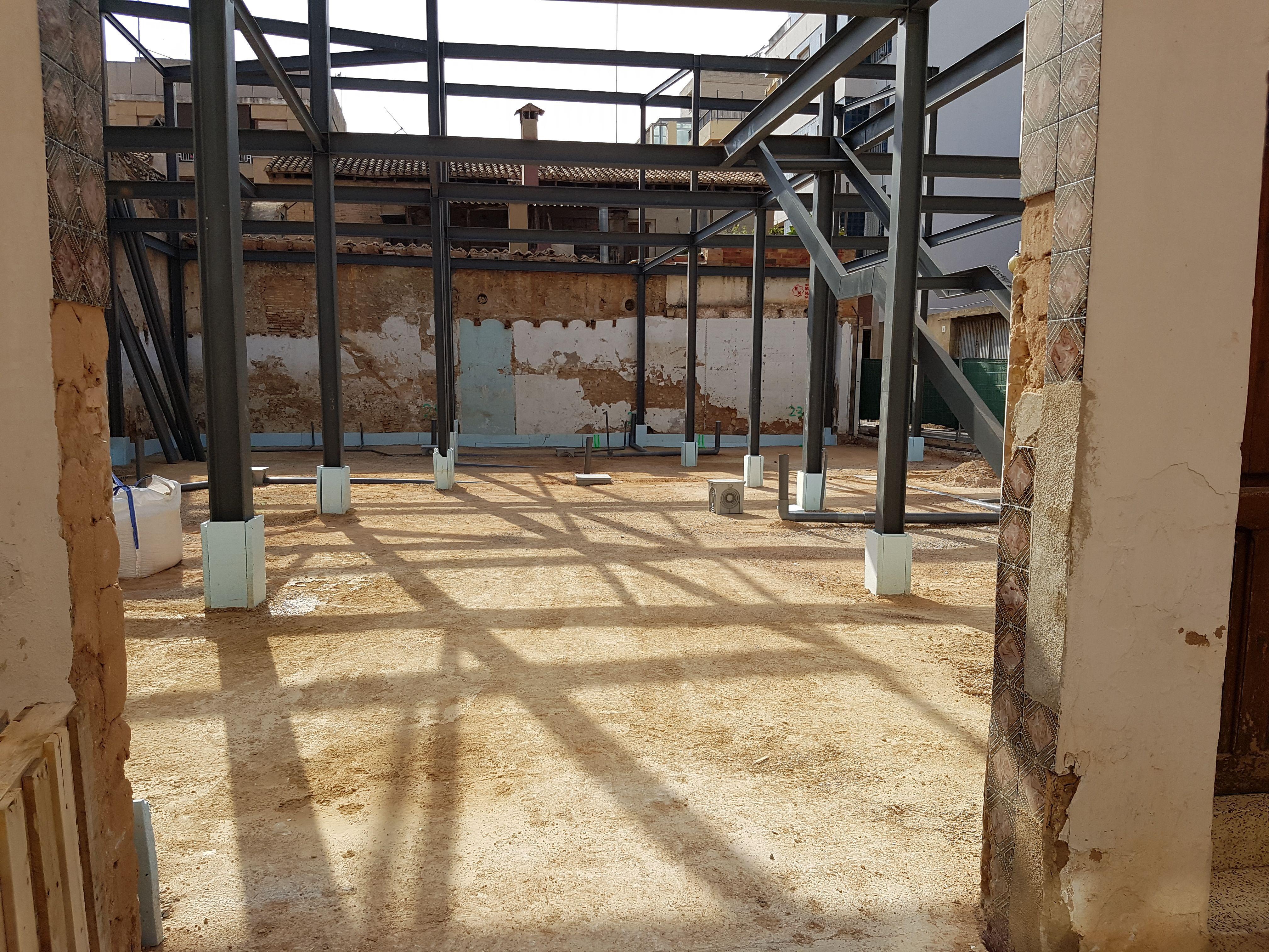 Foto 14 de Estructuras de hormigón en Aldaya | Estructuras Egea