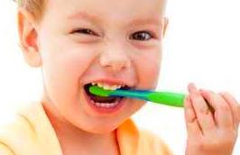 Higiene dental infantil