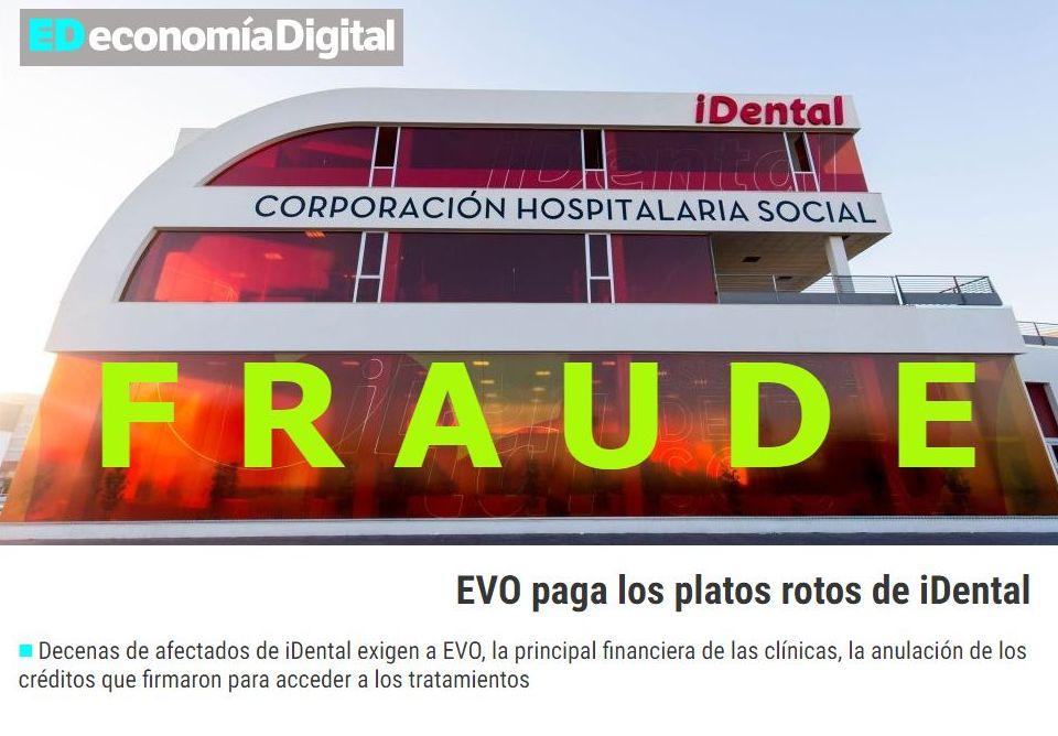 Fraude iDental