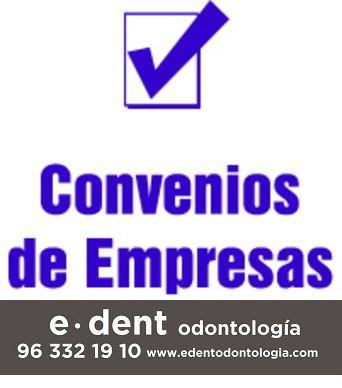 Convenios con empresas e instituciones