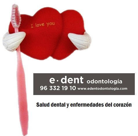 Salud dental y enfermedades del corazón