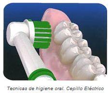 Cómo usar el cepillo eléctrico www.edentodontologia.com