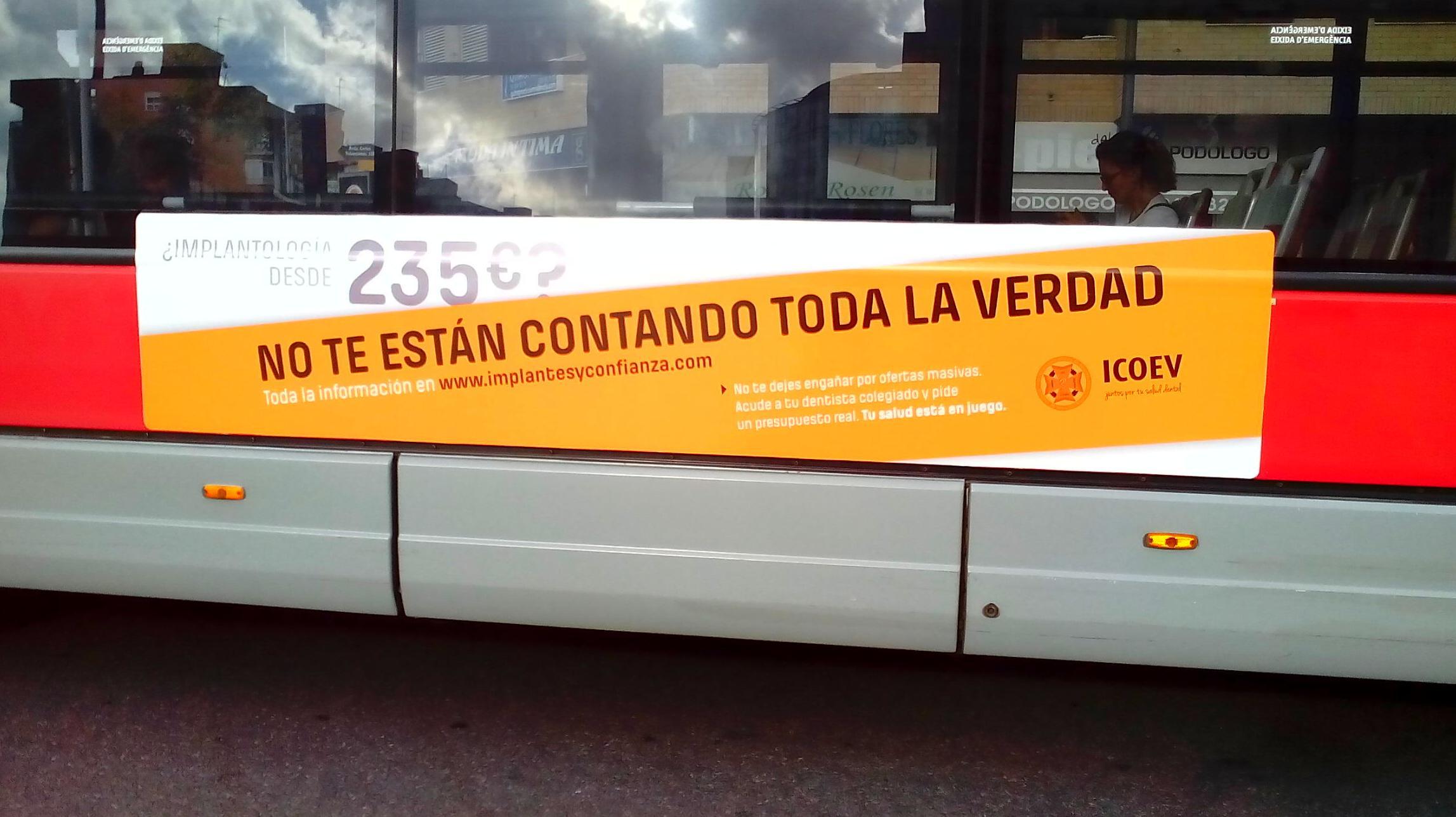 Campaña ICOEV EMT