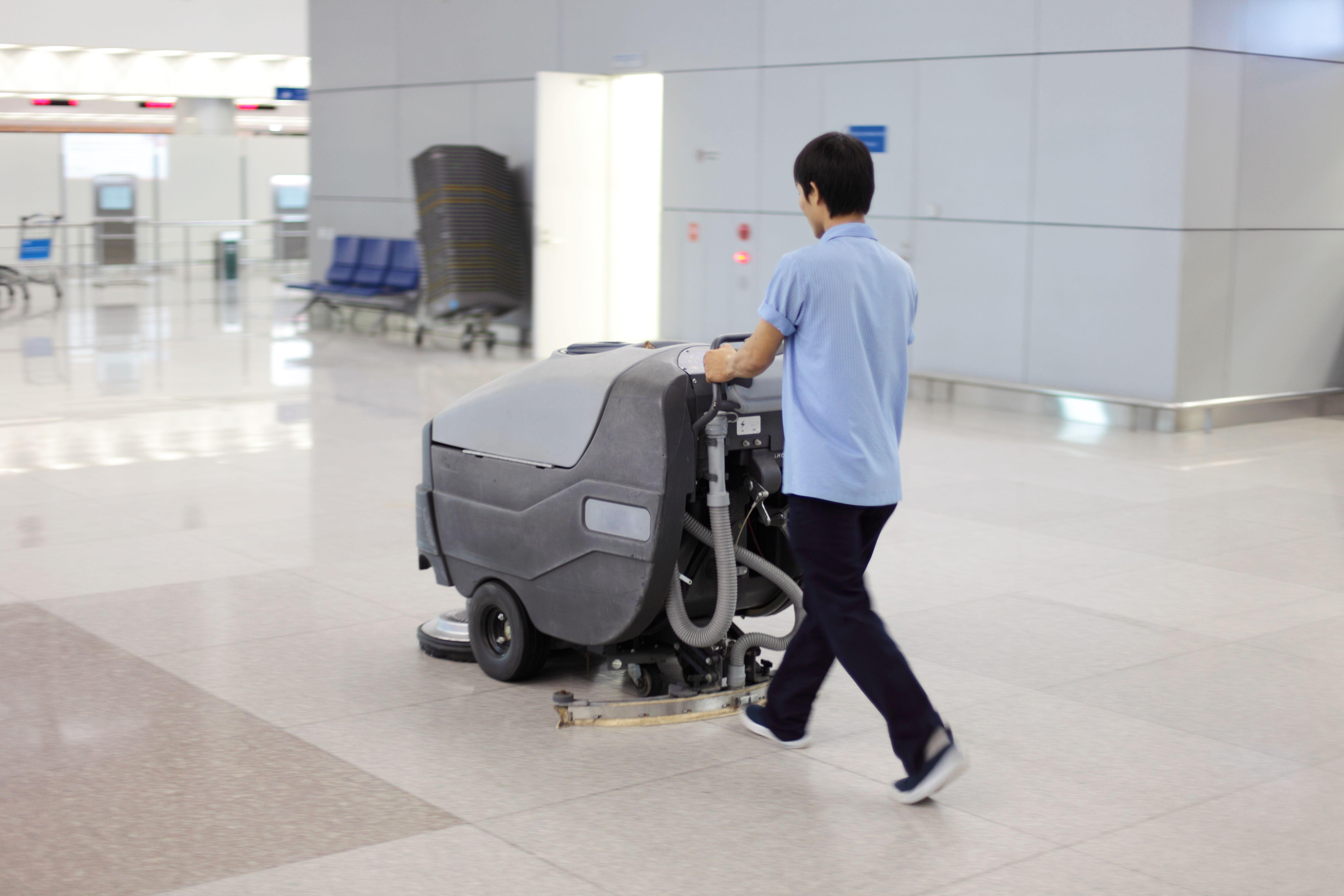 Limpiezas para organismos y entidades: Servicios de Limpiezas Rossel