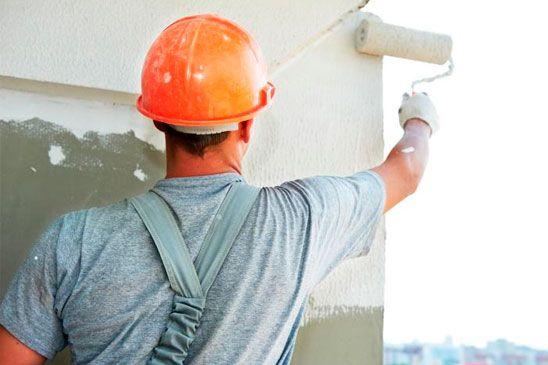 Pintor profesional: Servicios de Limpiezas Rossel
