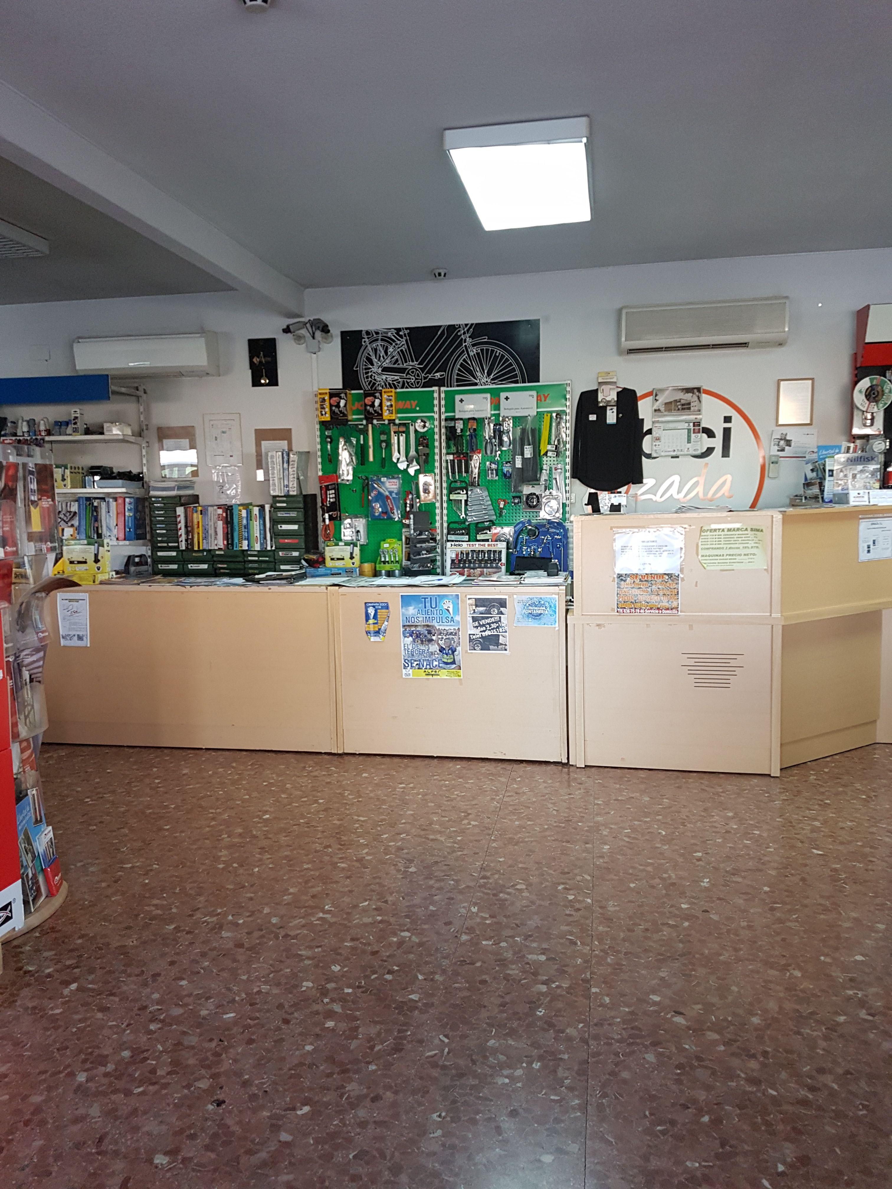 Maquinaria y herramientas en CIudad Real