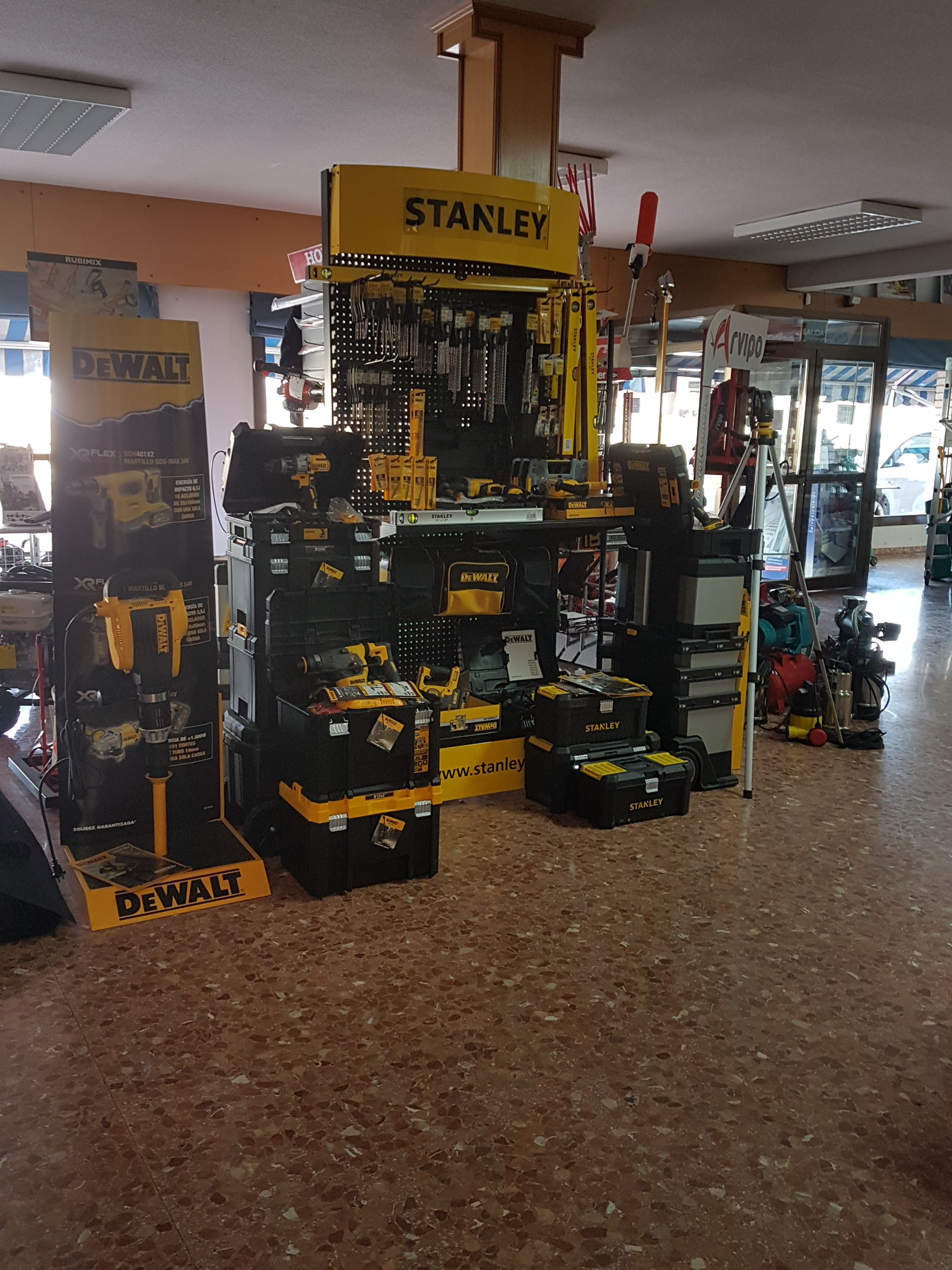 Venta de maquinaria especializada en Cudad Real