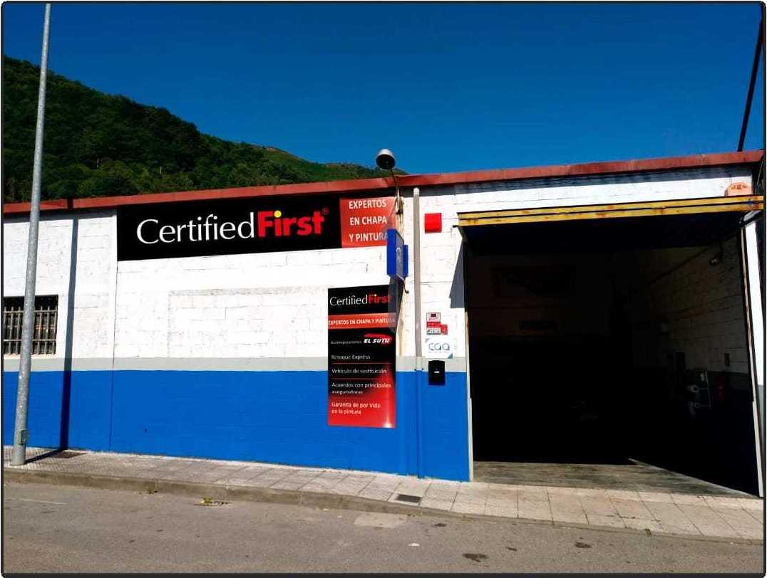 Foto 4 de Taller de automóviles en Laviana | Taller El Sutu