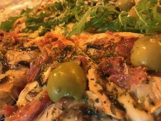 Pruebas todas nuestras pizzas
