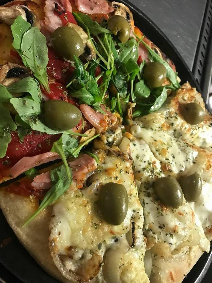 Ven a Muzza y Faina, tu pizzería argentina de referencia