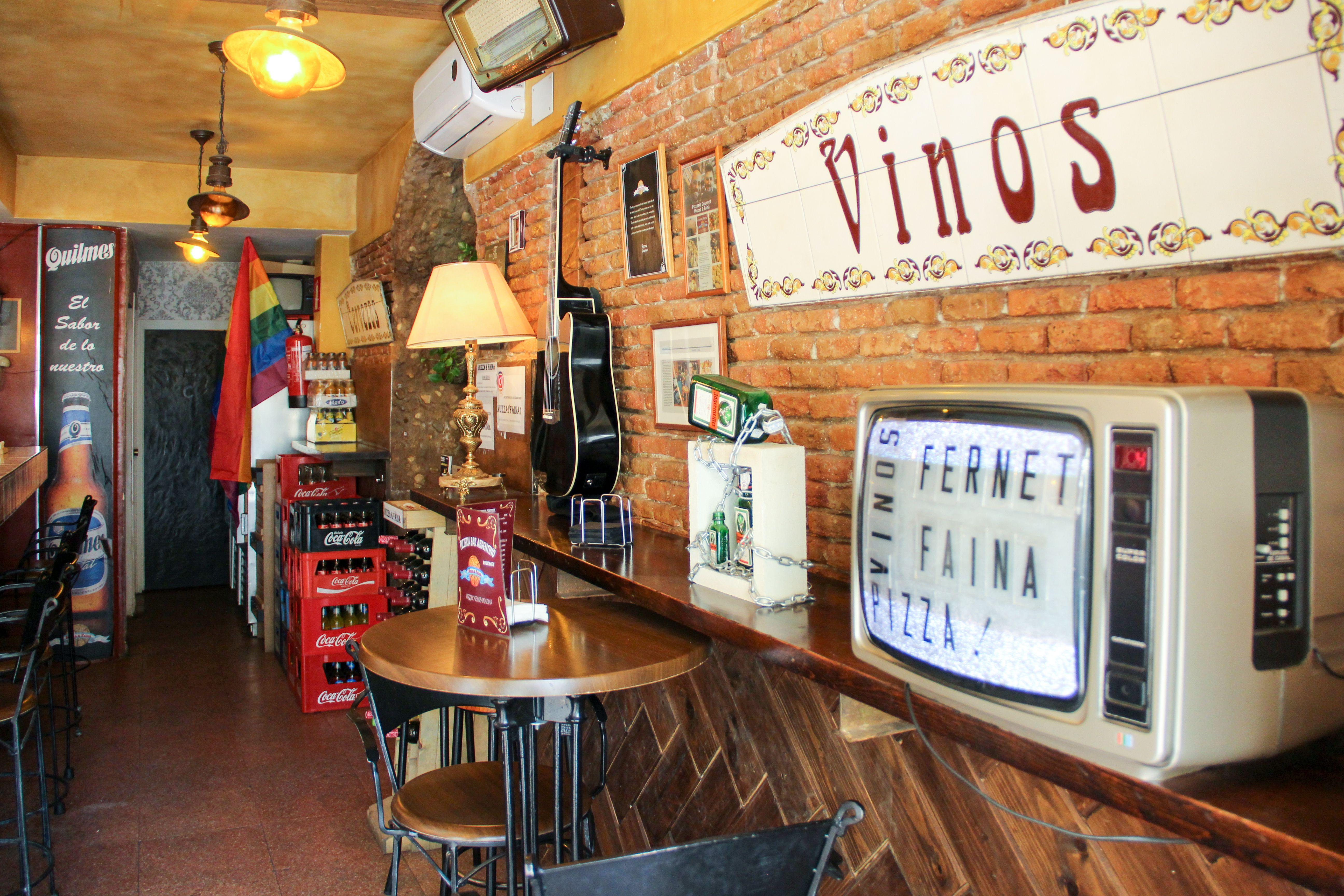Foto 6 de Pizzería en Madrid | Muzza y Faina
