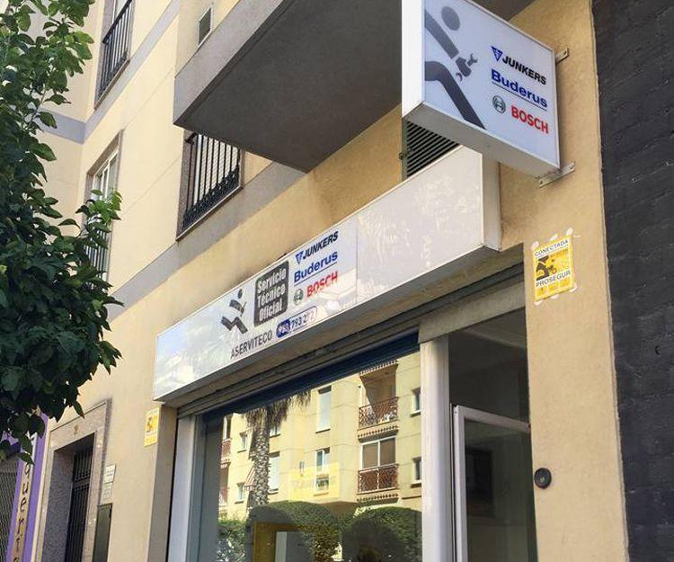 Empresa de calderas en Granada