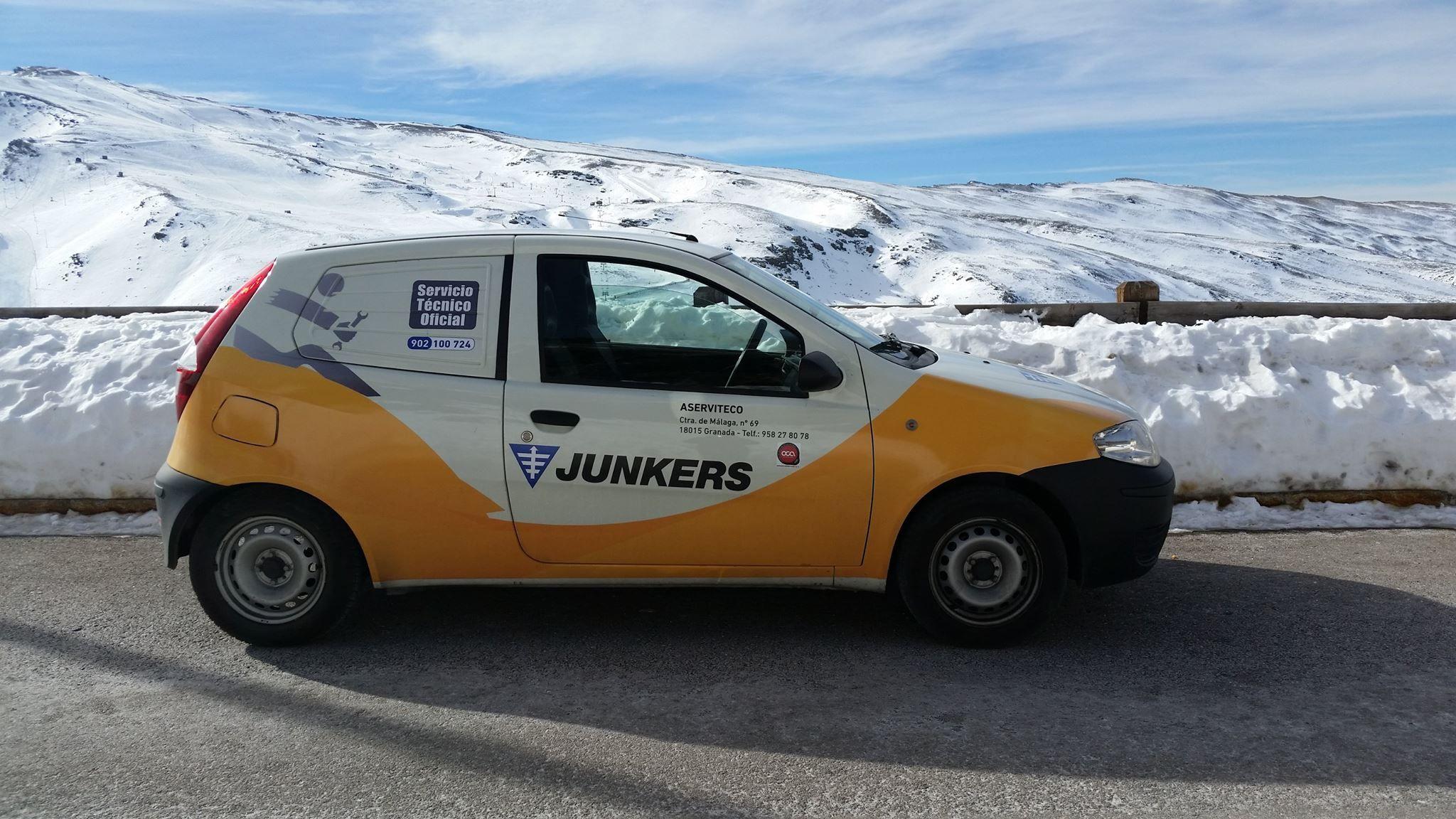 Productos de calefacción Junkers: Productos y servicios de Servicio técnico oficial Junkers Bosch Jaén
