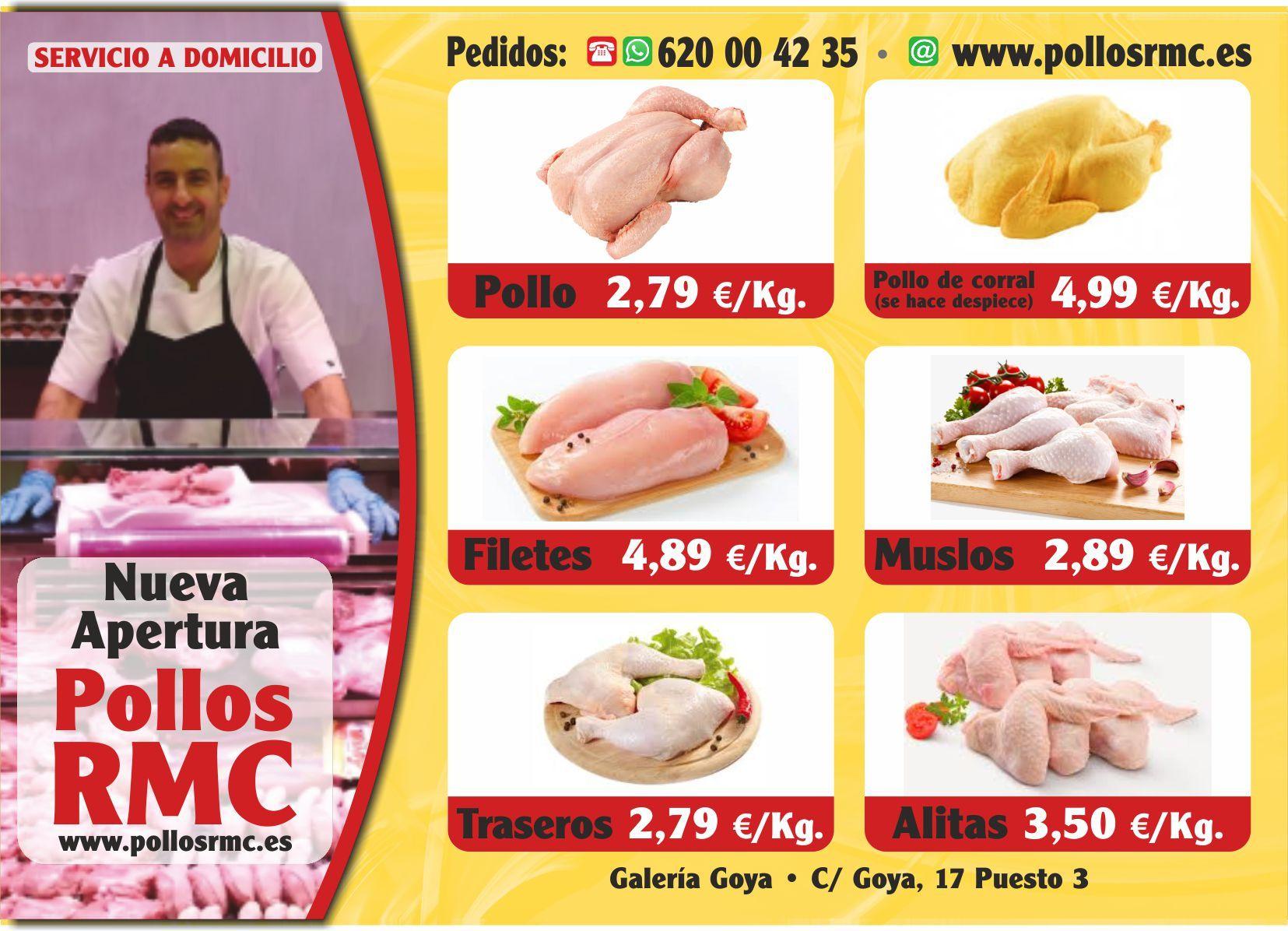 Foto 23 de Venta de pollo en  | Pollos RMC