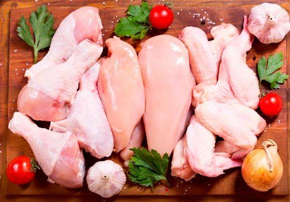 Pollo deshuesado