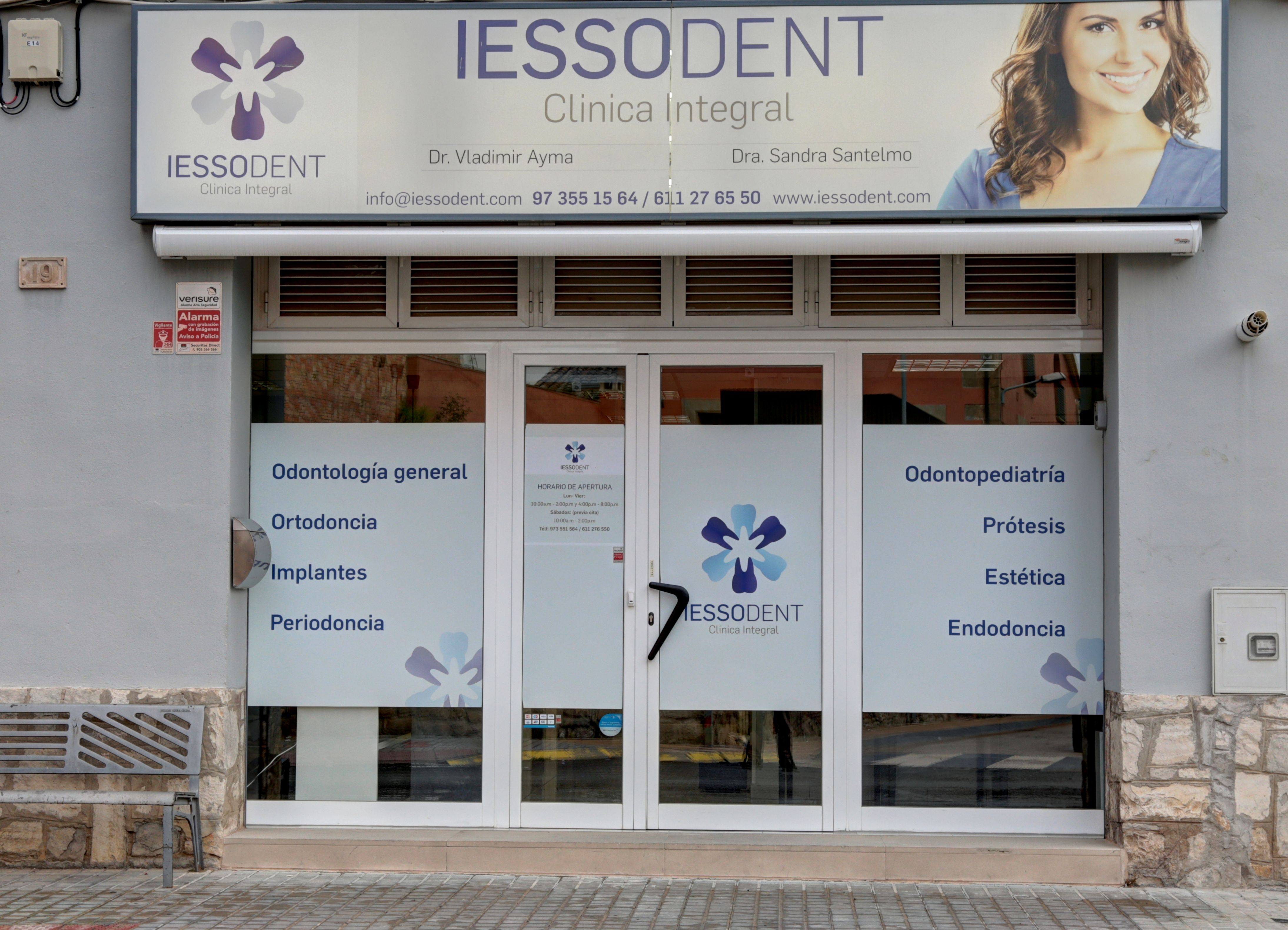 Centro de odontología en Lleida