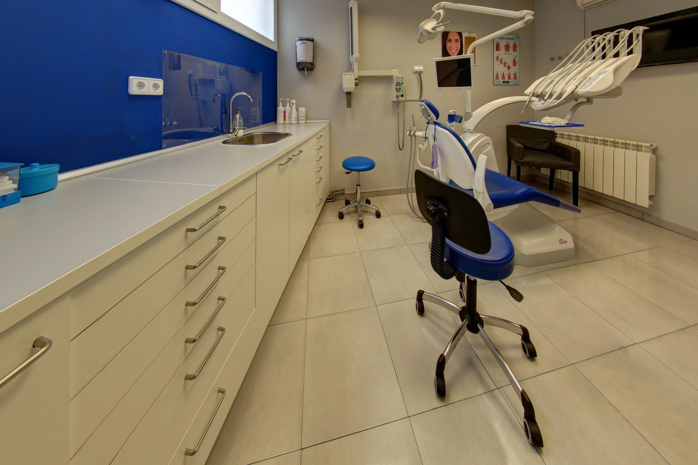 Tratamiento de periodoncia en Lleida