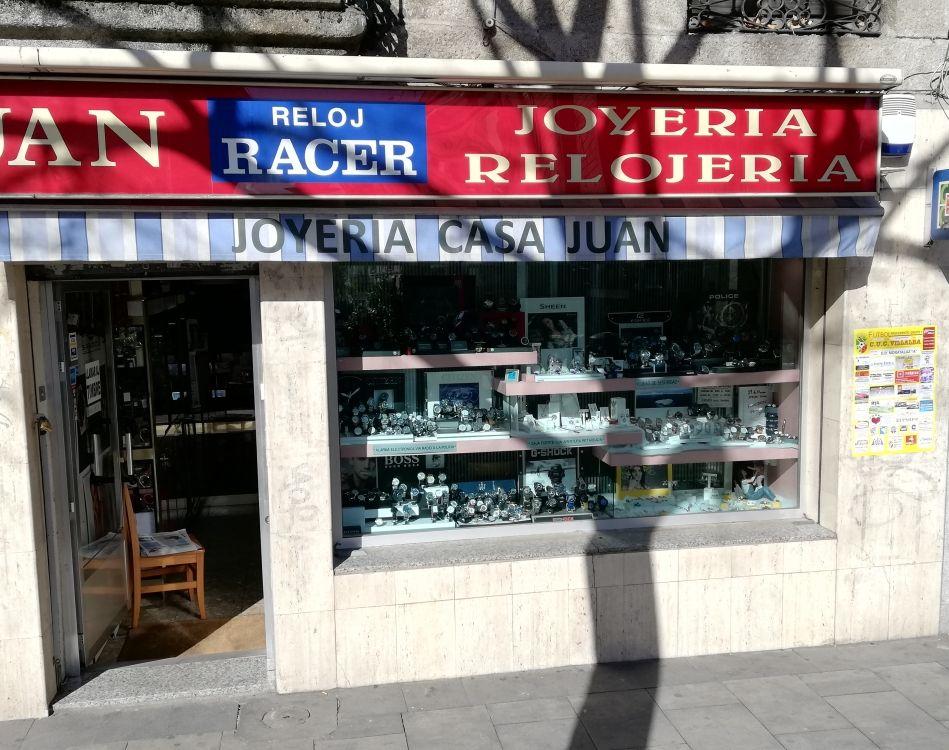 Joyería en Collado Villalba, en Madrid