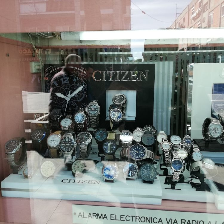 Gran selección de relojes en Collado Villalba