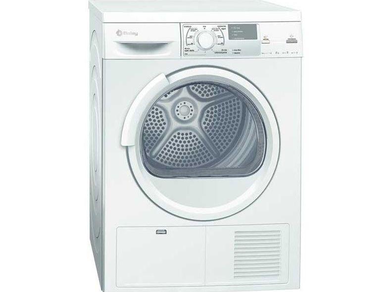 Mantenimiento de secadoras