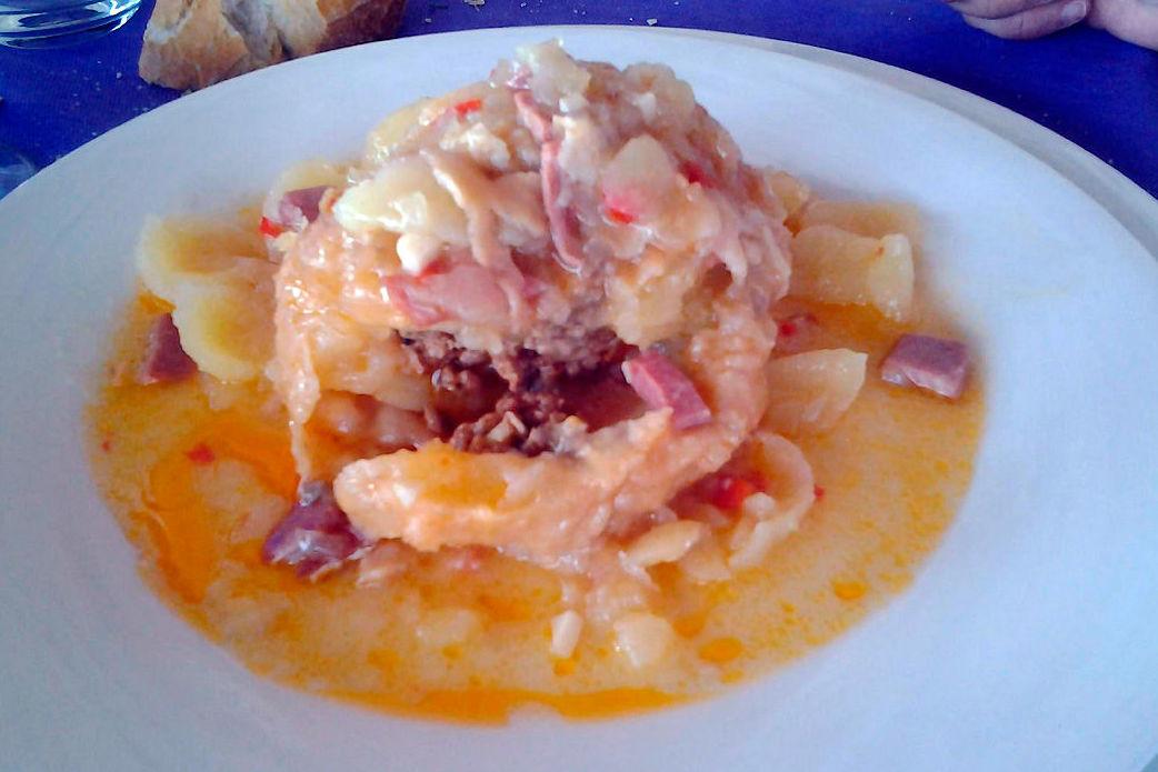 Restaurante Veracruz, buena comida en un entorno inigualable