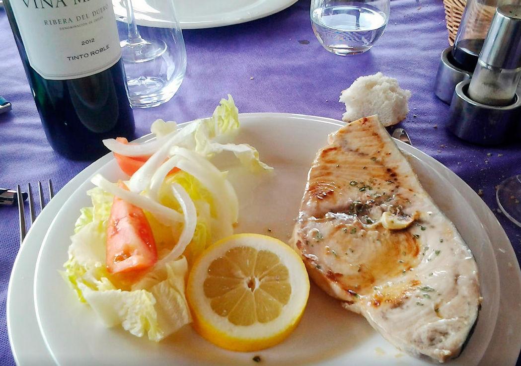 Restaurante de cocina castellana en Maderuelo