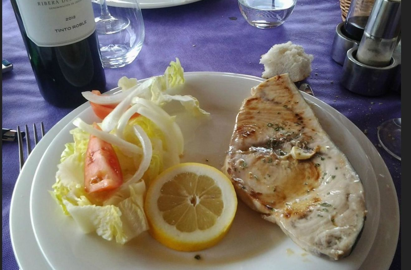 Pescados: Carta de Restaurante Veracruz