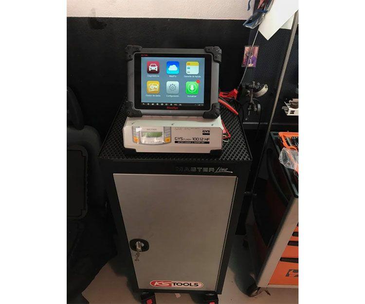 Máquinas para reparación de cajas de cambio automáticas en Sevilla