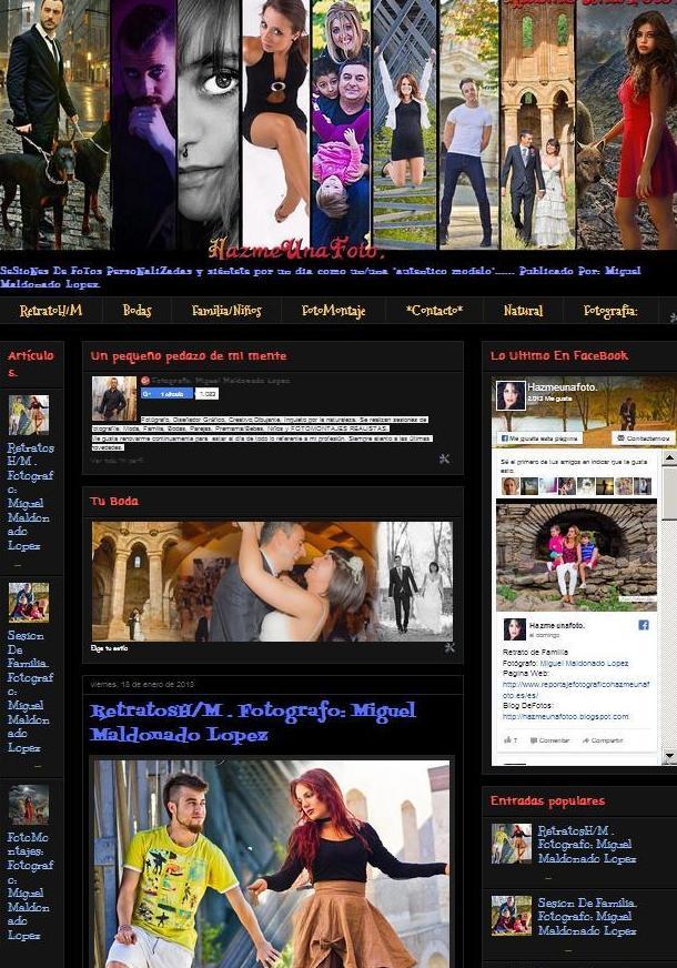 Las mejores Fotos en Mi blog.